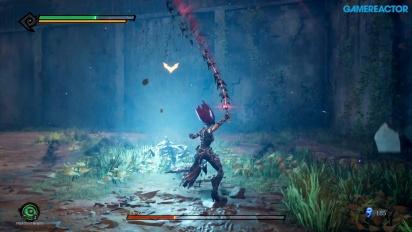 Darksiders III - Gamescom Envy -pelikuvaa