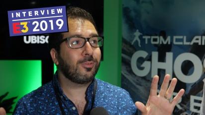 Ghost Recon: Breakpoint - Eric Couzian haastattelussa