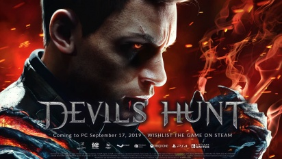 Devil's Hunt - Destroyer-traileri