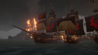 Sea of Thieves - Omen Ship Set -traileri