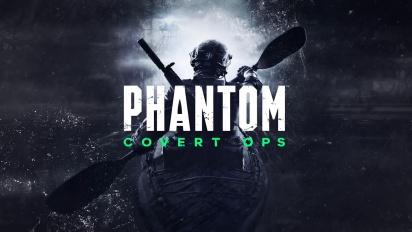 Phantom: Covert Ops - julkaisutraileri