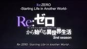 Re:ZERO -Starting Life in Another World- Season 2 Part 2 - virallinen traileri