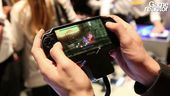 CES 12: Gravity Rush - Vita Gameplay