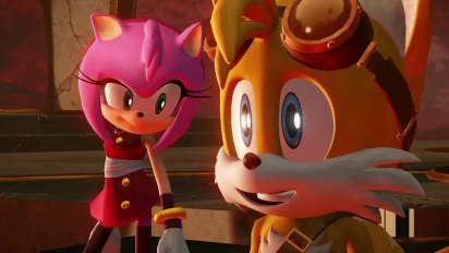 Sonic Boom: Shattered Crystal  - Gamescom Trailer