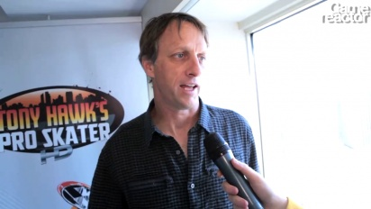 GDC 12: Tony Hawk -haastattelu