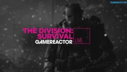 GR Liven uusinta: The Division: Survival