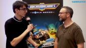 Micro Machines World Series - haastattelussa Gavin Cooper