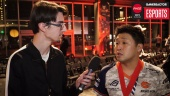 Tekken World Tour finals - Saint Interview