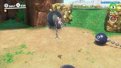 Super Mario Odyssey - videoarvio