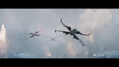 Star Wars Battlefront II - Rivalry Live Action -traileri