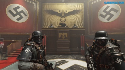Wolfenstein II: The New Colossus - videoarvio