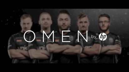 Welcome to the BIG family, OMEN by HP