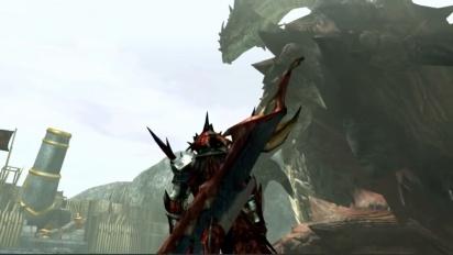 Monster Hunter Generations Ultimate - julkaisutraileri