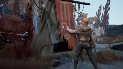 Ashen - Gamescom 2018 -pelikuvaa