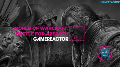 GR Liven uusinta: World of Warcraft: Battle for Azeroth