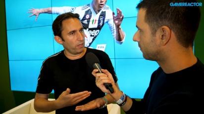 FIFA 19 - Matthew Prior haastattelussa