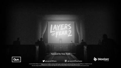 Layers of Fear 2 - paljastustraileri