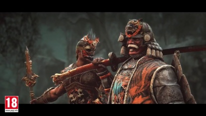 For Honor - Return of the Otherworld -traileri