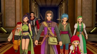 Dragon Quest XI S: Echoes of an Elusive Age - E3 2019 -traileri