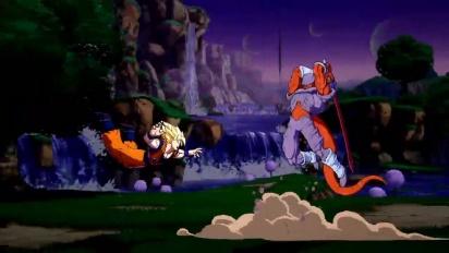 Dragon Ball FighterZ - Janemba -julkistustraileri