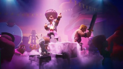 Clash of Clans - 7th Anniversary Party Wizard Party Time -traileri