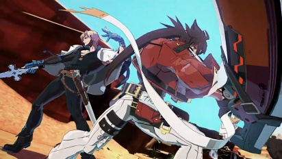 New Guilty Gear - Teaser Trailer at EVO2019