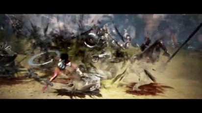Black Desert - Kunoichi Awakening Traileri