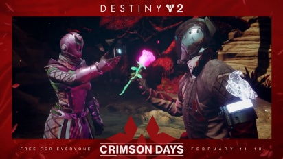 Destiny 2: Shadowkeep - Crimson Days Traileri