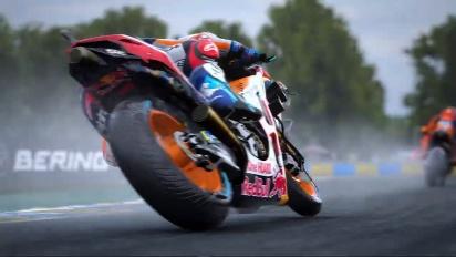MotoGP 20 - julkaisutraileri
