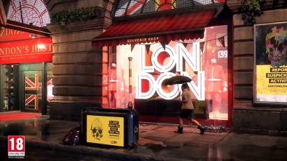 Watch Dogs: Legion - Welcome to London Traileri