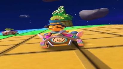 Mario Kart Tour - New Year's 2021 Tour -traileri