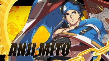 Guilty Gear: Strive - Anji Mito Character Traileri