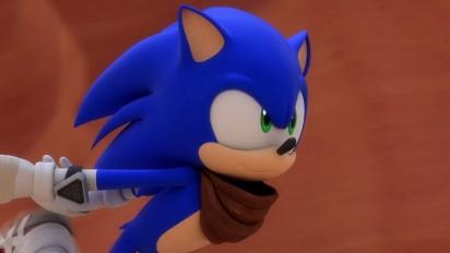 Sonic Boom - TV Series Trailer