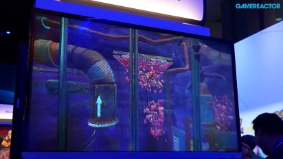 E3 2014: Sonic Boom: Rise of Lyric - Gameplay