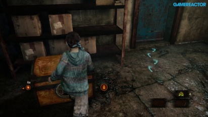 Resident Evil: Revelations 2 - First 20 minutes of episode 4 - Barry Burton and Natalia