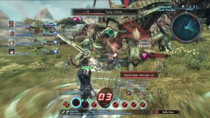 Xenoblade Chronicles X - E3 2015 Trailer