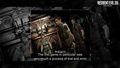 Resident Evil - 20th Anniversary Interview