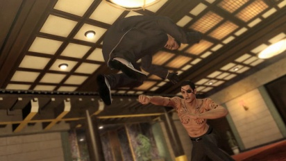 Yakuza: Zero - Gameplay trailer
