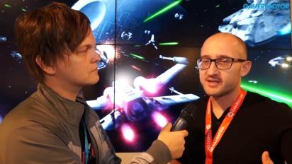 Star Wars Battlefront - Paul Keslinin haastattelu