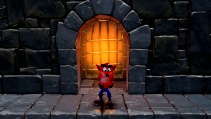 Crash Bandicoot: Nsane Trilogy - Stormy Ascent - pelikuvan julkistustraileri