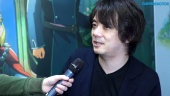 Ni no Kuni II: Revenant Kingdom - Akihiro Hino haastattelussa