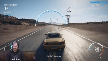 GR Liven uusinta: Need for Speed Payback