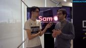Ubisoft Clubin Sam - Damien Moret haastattelussa