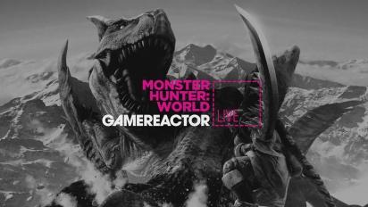 GR Liven uusinta: Monster Hunter: World