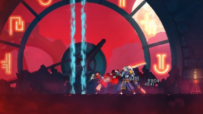 Dead Cells - Coming to Consoles -traileri