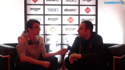 Milestone - Michele Caletti haastattelussa