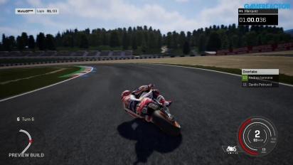 MotoGP 18 - pelikuvaa