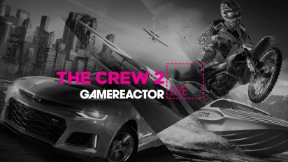 The Crew 2 - Livestreamin uusinta