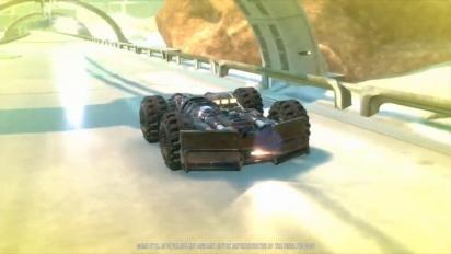 Grip: Combat Racing - traileri (Nintendo Switch)