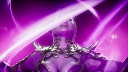 Mortal Kombat 11 - virallinen Sindel-traileri